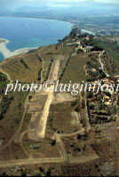 vista aerea dell'area archeologica  - Tindari (5621 clic)