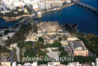 veduta aerea del castello federiciano  - Augusta (7180 clic)