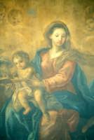 madonna con bambino presso la chiesa della raccomandata  - Modica (2182 clic)