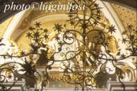 chiesa di santa maria maggiore - particolare di una cappella  - Ispica (4495 clic)