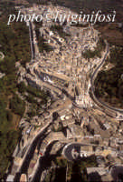veduta aerea di ragusa ibla  - Ragusa (2814 clic)
