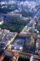 veduta aerea del centro storico PALERMO Luigi Nifosì