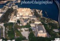 veduta aerea del castello federiciano  - Augusta (6838 clic)