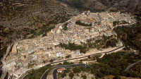 veduta aerea di ragusa ibla  - Ragusa (4434 clic)