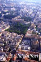 veduta aerea del centro storico  - Palermo (4110 clic)