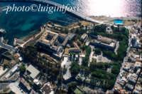 veduta aerea del castello federiciano  - Augusta (7413 clic)