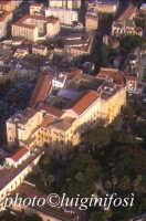 veduta aerea di palazzo dei Normanni PALERMO Luigi Nifosì