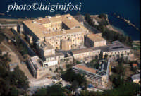 veduta aerea del castello federiciano  - Augusta (9539 clic)