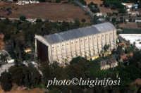 veduta aerea dell'hangar del generale Nobile  - Augusta (10152 clic)