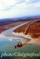veduta aerea della foce del fiume simeto  - Simeto (8864 clic)