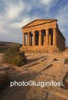 tempio della concordia  - Agrigento (2224 clic)