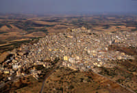 veduta aerea del centro storico  - Naro (5343 clic)