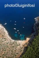 veduta aerea di una cala a levanzo   - Levanzo (4737 clic)