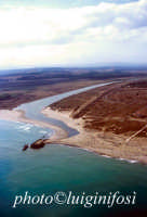 vista aerea della foce del simeto  - Simeto (6331 clic)