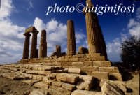 tempio di giunone  - Agrigento (1772 clic)