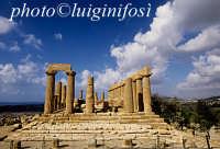 tempio di giunone  - Agrigento (1892 clic)