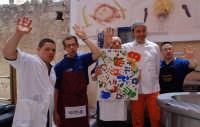 carmelo chiaramonte e i suoi amici in occasione di cheeseart 2006 RAGUSA Luigi Nifosì