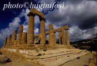 tempio di giunone  - Agrigento (1896 clic)