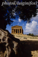 tempio della concordia  - Agrigento (1909 clic)