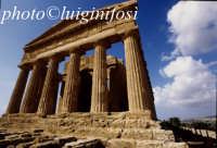 tempio della concordia  - Agrigento (1908 clic)