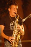 francesco cafiso in occasione del concerto di cheeseart 2006 RAGUSA Luigi Nifosì
