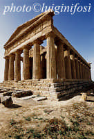 tempio della concordia   - Agrigento (1881 clic)