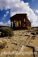 tempio della concordia  - Agrigento (2255 clic)