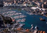 veduta aerea della cala  - Palermo (2634 clic)