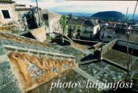 la scalinata della chiesa di san nicola  - Trecastagni (2391 clic)