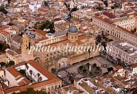 veduta aerea della cattedrale  - Palermo (2958 clic)