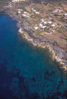 la costa nei pressi di punta fram  - Pantelleria (4801 clic)