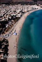 la spiaggia di san vito vista dall'alto  - San vito lo capo (2799 clic)