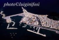 il porto turistico di trapani visto dall'alto  - Trapani (5223 clic)
