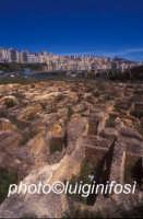 resti archeo e la citta' nuova  - Agrigento (2204 clic)