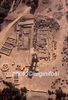 il tempio dei dioscuri visto dall'alto  - Agrigento (4523 clic)