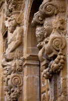 la chiesa di san francesco  - Naro (5557 clic)
