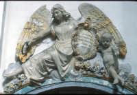 stucchi all'interno della della chiesa di san ciro, modica alta MODICA Luigi Nifosì