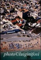 la spiaggia di san vito lo capo vista dall'alto e dal mare  - San vito lo capo (2390 clic)