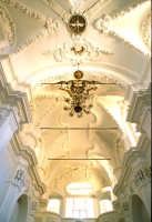 l'interno della della chiesa di san francesco saverio MODICA Luigi Nifosì