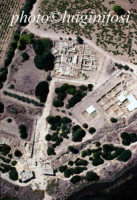 gli scavi della porta sud nell'isola di mozia  - Mozia (4029 clic)
