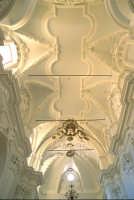 l'interno della della chiesa di san francesco saverio  - Modica (2209 clic)