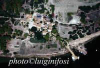 l'imbarcadero e la villa Witaker nell'isola di mozia  - Mozia (3587 clic)