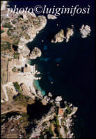 la tonnara di scopello vista dall'alto   - Scopello (4192 clic)
