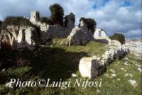 ruderi il castello  - Buccheri (3939 clic)