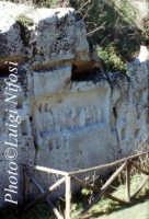 parco archeologico - il banchetto degli eroi  - Palazzolo acreide (7176 clic)