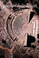 il teatro greco di segesta visto dall'alto  - Segesta (4248 clic)