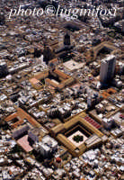 il centro storico visto dall'alto  - Marsala (4265 clic)