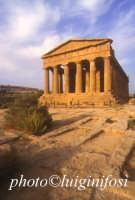 il tempio della concordia  - Agrigento (2115 clic)