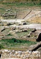 scavi e resti del teatro di Morgantina  - Morgantina (3972 clic)
