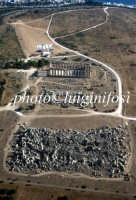 i templi di selinunte visti dall'alto  - Selinunte (4889 clic)